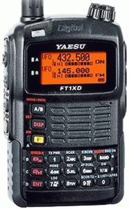 YAESU FT-1XD PORTATILE C4FM